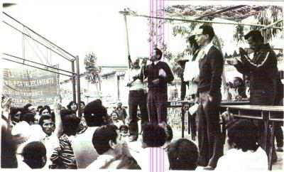 villa El Salvador 1971-2012 CONSTRUYENDO EL FUTURO.
